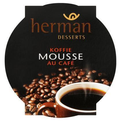 Mousse koffie (60g)