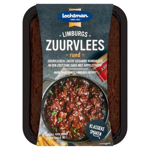 Zuurvlees (bak, 500g)