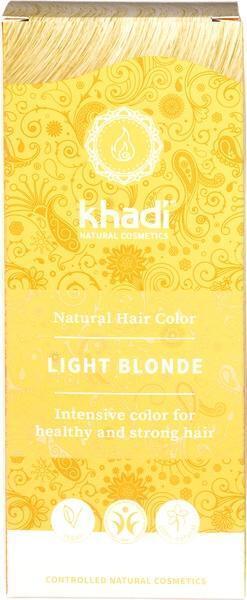 Hair colour light blond (100g)