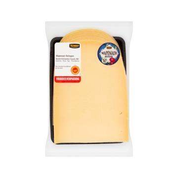 Jumbo Wapenaer Belegen Gesneden Noord Hollandse Kaas 48+ Voordeelverpakking ca. 350 g