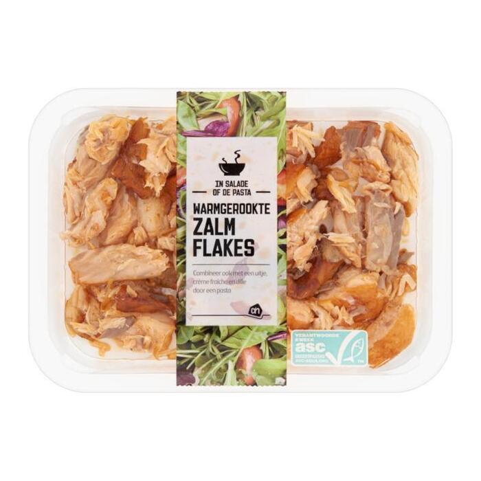 Salade Flakes Zalm, ASC (bak, 150g)