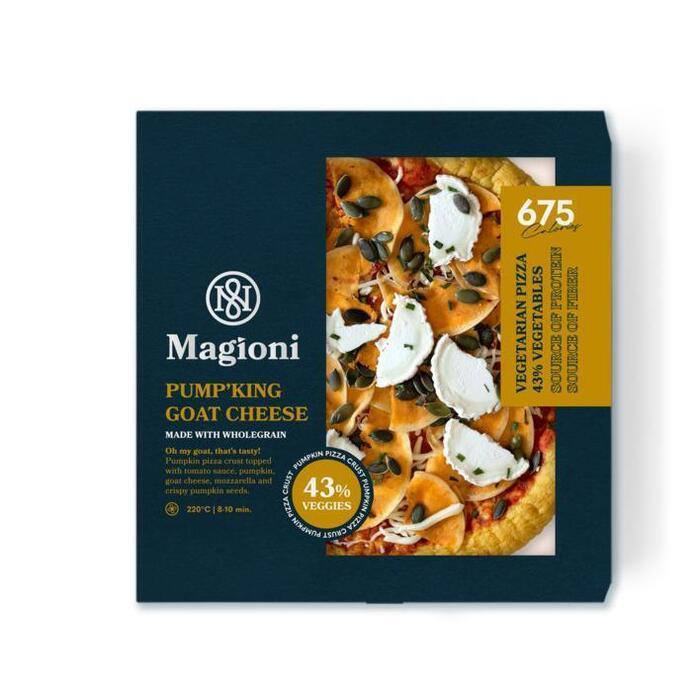 Magioni Pizza veganini (352g)