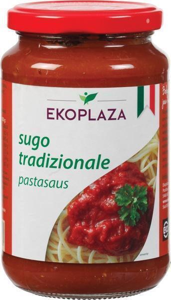 Sugo Tradizionale Pastasaus (pot, 350g)