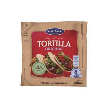 Tortilla''s mini (200g)