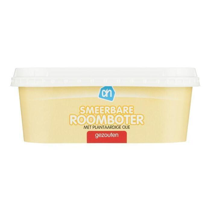 AH Smeerbare gezouten botermelange (250g)