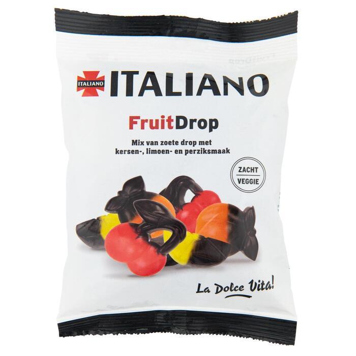 Italiano Venetiaanse zachte fruitdrop (220g)