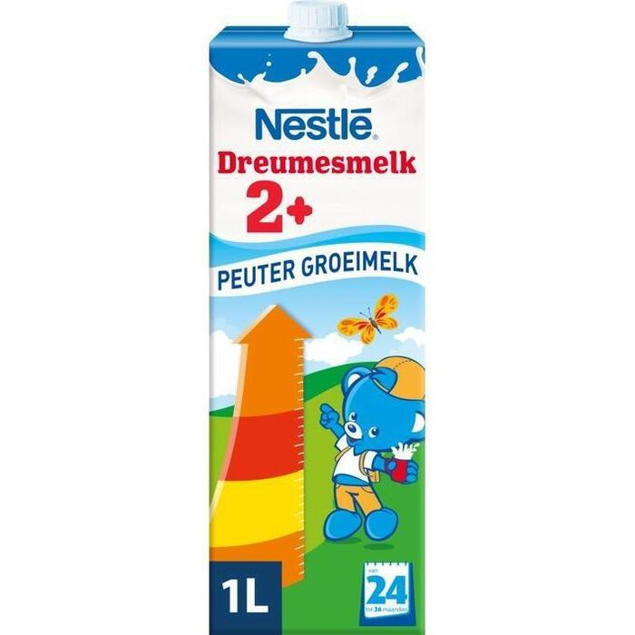Nestlé Dreumesmelk peuter groeimelk 2+ (1L)