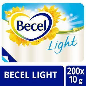 Becel Light (bak, 200 × 2kg)