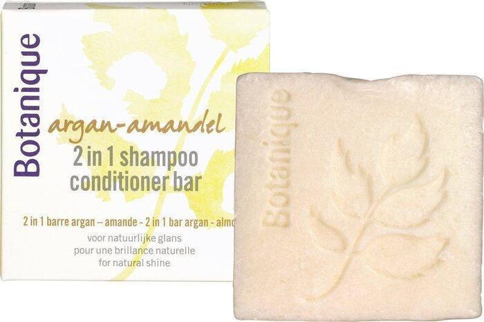 Argan-Amandel 2 in 1 bar (100g)