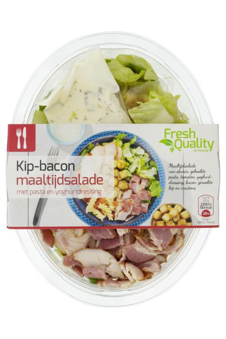 Vomar Maaltijdsalade Kip Bacon 400 g (400g)