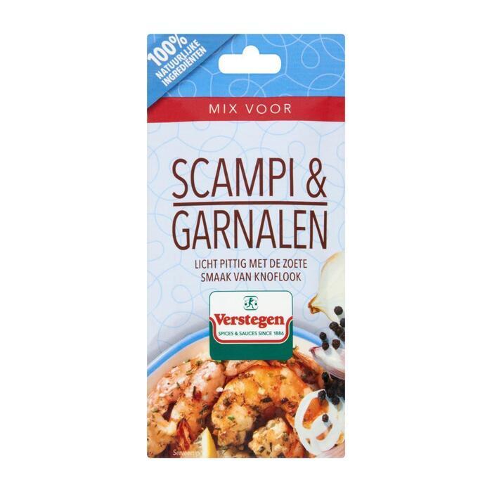Verstegen Mix voor Scampi & Garnalen 12 g (12g)