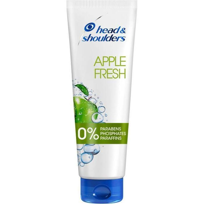 Head & Shoulders Apple Anti-roos Conditioner Voor Haar En Hoofdhuid 220 ml (220ml)