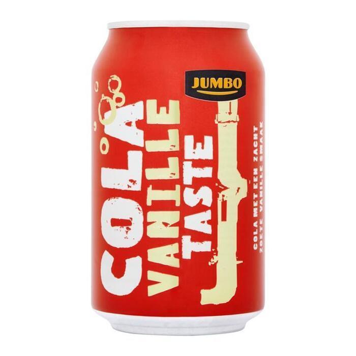 Cola Vanille (blik, 33cl)
