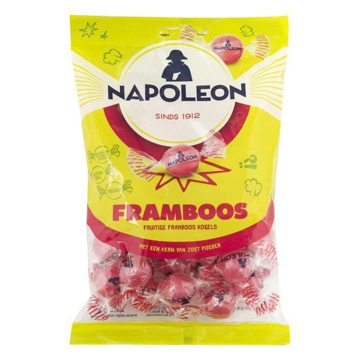 Napoleon Framboos (225g)