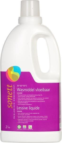 Vloeibaar wasmiddel lavendel (2L)