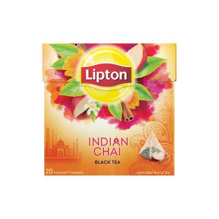 Lipton Tea Indian chai (20 × 30g)