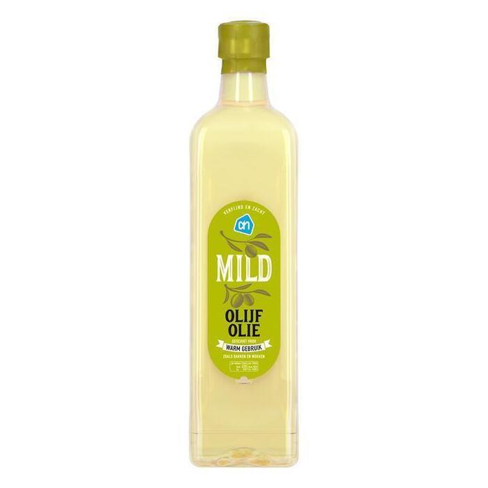 Olijfolie Mild (plastic fles, 1L)