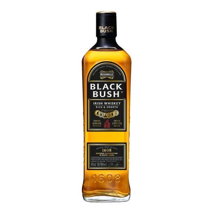 Bushmills Black Bush Irish Whiskey 70 cl (rol, 0.7L)
