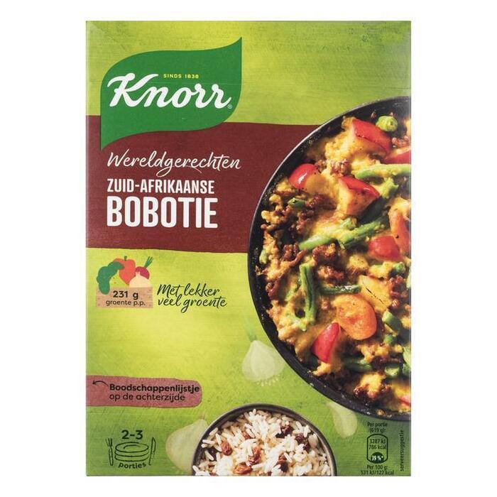 Knorr Wereldgerecht Bobotie 309 g (309g)