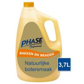 Phase with Natural Butter Flavour (3 × 3.7L)