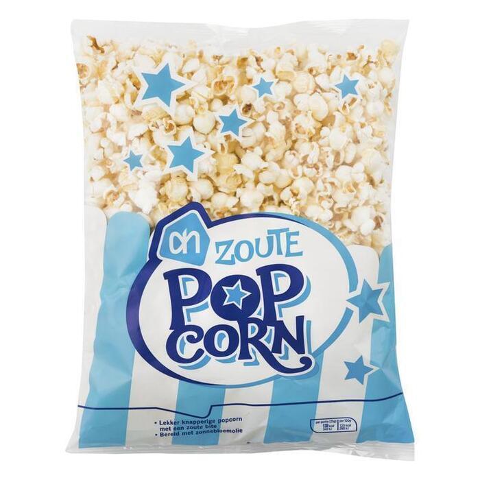 AH Popcorn zout (100g)