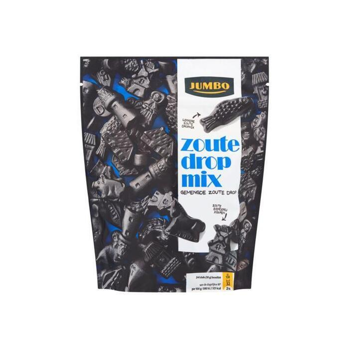 Jumbo Zoute Drop Mix 350g (350g)