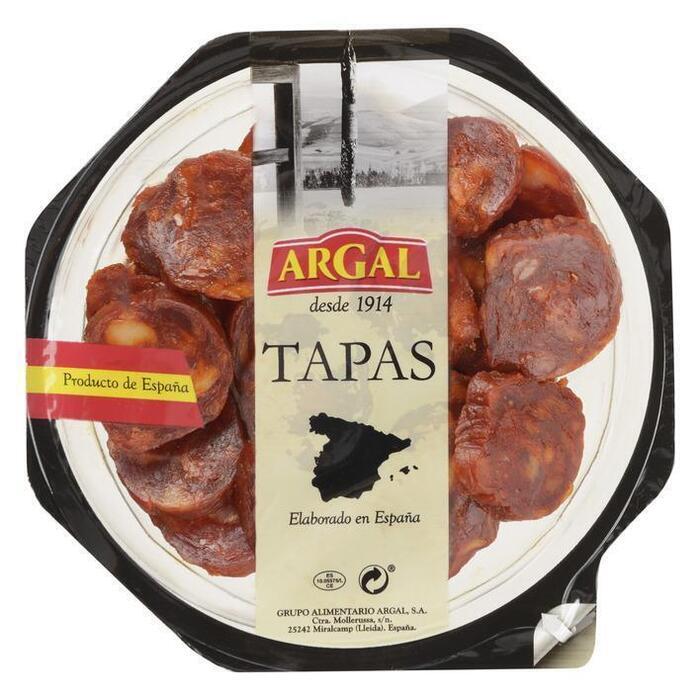 Argal Chorizo tapas (80g)