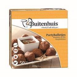 BUITENHUIS PARTYBALLETJES 50ST (bak, 50 × 1.13kg)