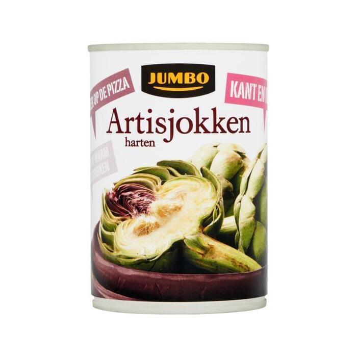 Jumbo Artisjokkenharten 390 g (390g)