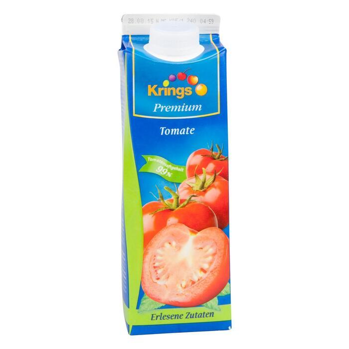 Tomatensap (pak, 1L)