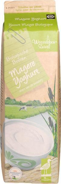 Magere yoghurt (pak, 1L)