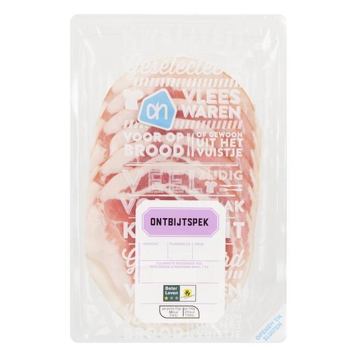 Onbijtspek kleinverpakking (85g)