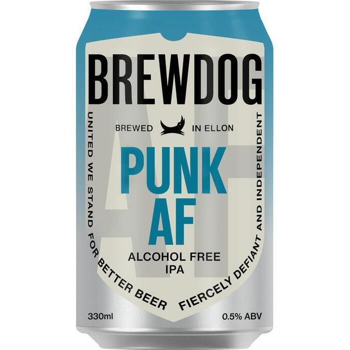 BrewDog Punk alcohol free 0.5 (33cl)