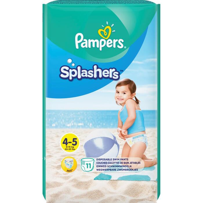 Pampers Splashers 4 maxi