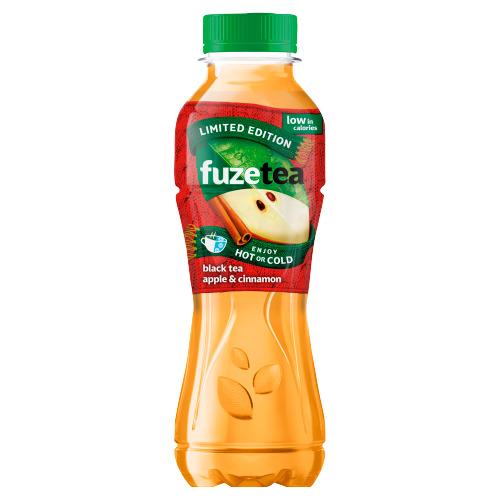 Fuze Tea Apple cinnamon (rol, 40cl)