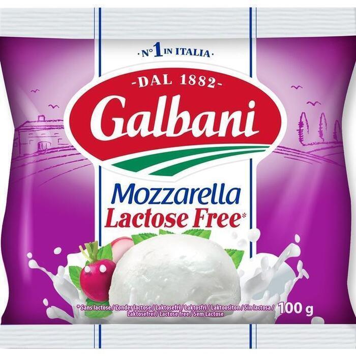 Galbani Mozzarella lactosevrij (100g)