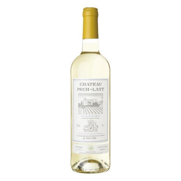 Château Pech Latt Blanc Bio (0.75L)