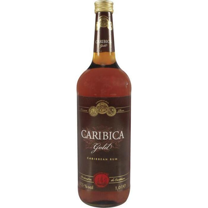 Gall&Gall CARIBICA RUM GOLD 100CL (rol, 1L)