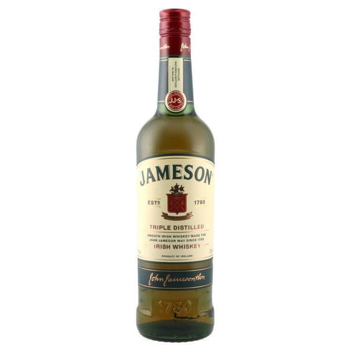 Irish Whiskey (rol, 70 × 0.7L)