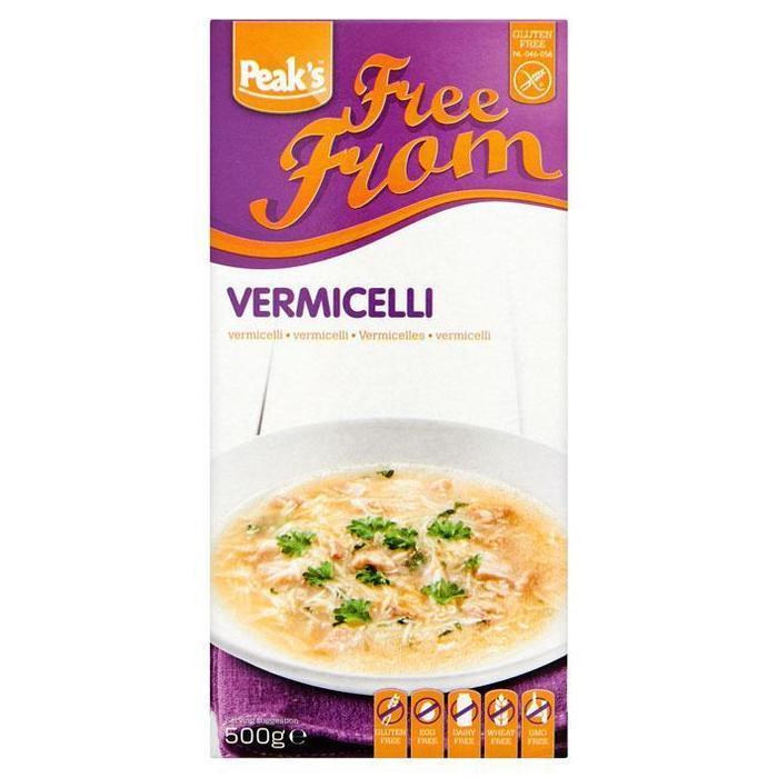 Peak's Vermicelli glutenvrij (500g)