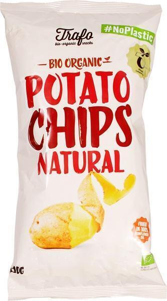 Aardappelchips naturel (110g)