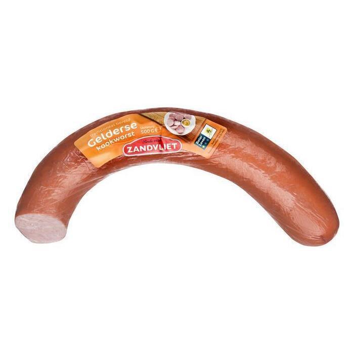 Gekookte worst (ring, 500g)