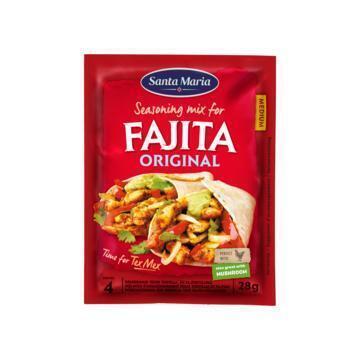 Santa Maria Fajita Seasoning Mix (28g)