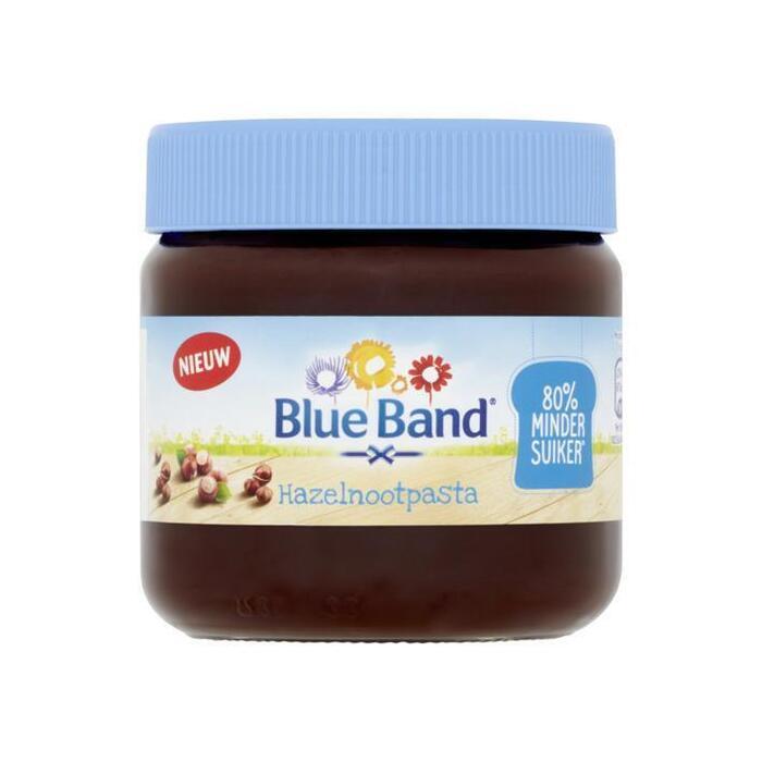Blue Band Hazelnootpasta minder suiker (350g)