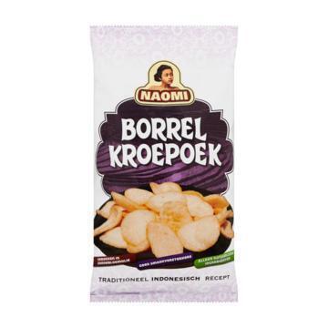 NAOMI Borrel kroepoek 135g (135g)