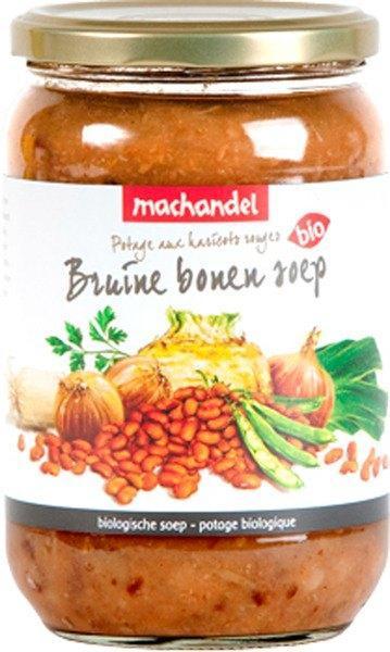 Bruine bonensoep (680g)