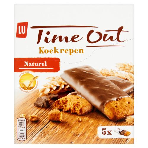 Time Out koekrepen naturel (140g)