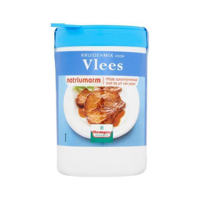 Verstegen Kruidenmix voor Vlees Natriumarm 50 g (50g)