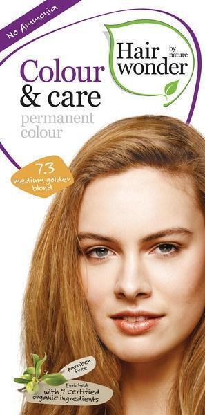 Colour & Care Medium Golden blond 7.3 (100ml)