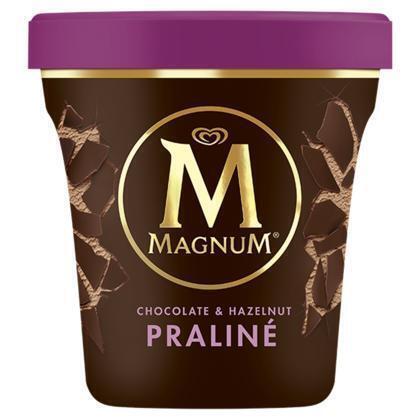 Magnum Pint Hazelnoot Praline (44cl)